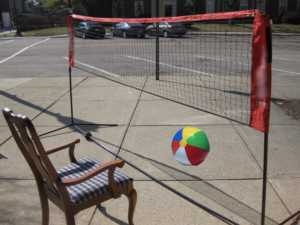 CHAIR VOLLEYBALL NETS
